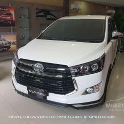 All New Kijang Innova Venturer 2018 Harga Grand Avanza Jual Mobil Toyota N140 2 4 Di Dki Jakarta Wagon
