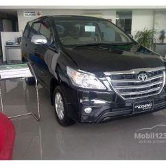 Grand New Kijang Innova V 2015 Harga Yaris Trd Sportivo Jual Mobil Toyota 2 0 Di Dki Jakarta Manual Hitam