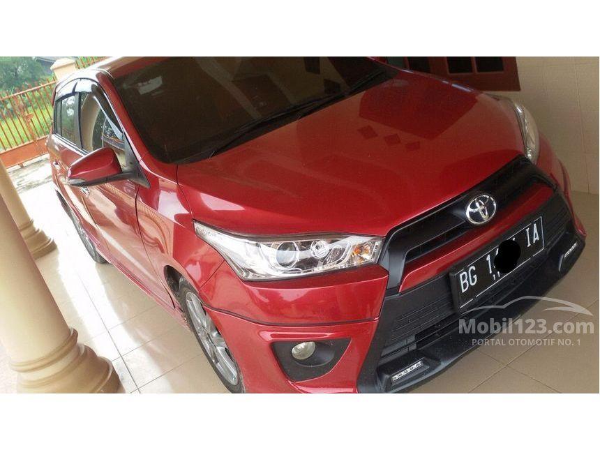 toyota yaris trd sportivo bekas bandung grand new avanza g 2018 jual mobil 2015 1.5 di sumatera ...