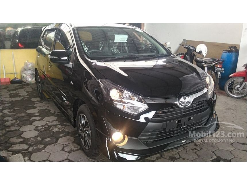 harga new agya trd mobil grand avanza tahun 2016 jual toyota 2018 1 2 di jawa timur automatic hatchback