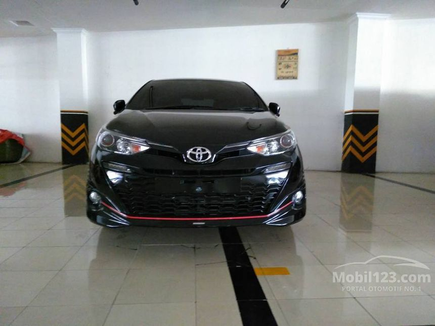 all new toyota yaris trd sportivo 2018 modifikasi jual mobil 1 5 di jawa barat manual hatchback