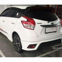 Toyota Yaris Trd Sportivo Manual Grand New Avanza 2017 Harga Jual Mobil 1 5 Di Jawa Timur Hatchback