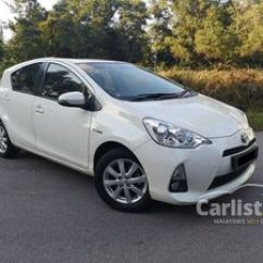 Harga Toyota New Yaris Trd 2014 Grand Avanza Vs Xenia Search 126 Prius C Cars For Sale In Malaysia Carlist My 2013 1 5 Hybrid Hatchback Full Spec