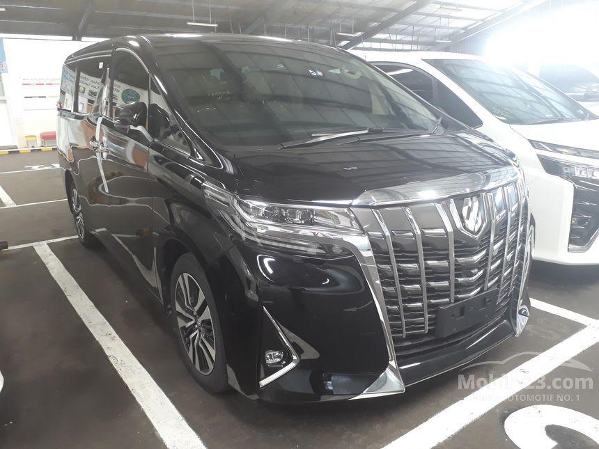 all new toyota alphard 2018 indonesia harga grand avanza tahun 2015 jual mobil g 2 5 di jawa timur automatic van wagon