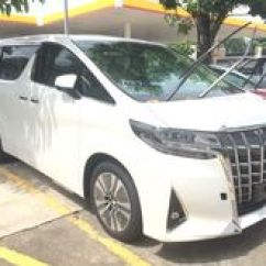 All New Alphard Harga Grand Avanza 2018 Review 2016 Toyota 3 5 Vellfire 2 Luxury Express Mpv