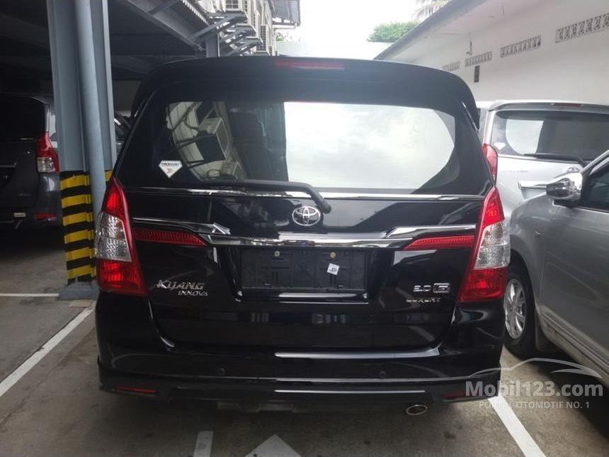 new kijang innova luxury toyota yaris trd rear sway bar jual mobil 2014 g 2 0 di dki jakarta mpv