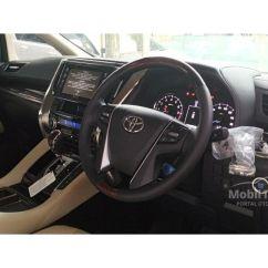 Fitur All New Alphard Harga Grand Avanza 1.3 G M/t Basic Jual Mobil Toyota 2017 2 5 Di Jawa Timur Automatic Van Wagon