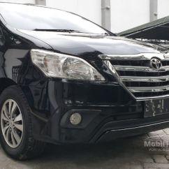 Pajak Tahunan All New Kijang Innova Interior Grand Veloz 2018 Jual Mobil Toyota 2014 G 2 5 Di Jawa Timur Automatic Mpv