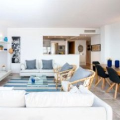The Living Room With Sky Bar %e4%b8%80%e4%bc%91 Design Dark Brown Sofa 70 Properties For Sale La Capellania Malaga Spain Houses And Premium