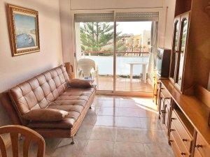 the living room with sky bar %e3%83%90%e3%82%a4%e3%83%88 michael amini furniture long term rentals in torredembarra tarragona houses and flats 1 27