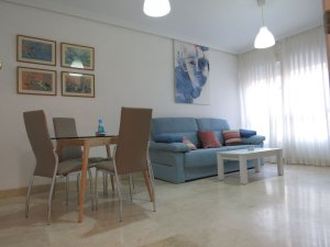 the living room with sky bar %e4%b8%80%e4%bc%91 tv wall decoration for long term rentals in los bermejales sevilla houses and flats idealista
