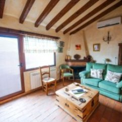 The Living Room With Sky Bar %e4%b8%80%e4%bc%91 Decor Dark Brown Furniture Property For Sale In Segura De La Sierra Jaen Houses And Flats 1 13