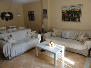the living room with sky bar %e4%b8%80%e4%bc%91 design ideas tv on wall property for sale in costa esuri ayamonte houses and flats idealista premium