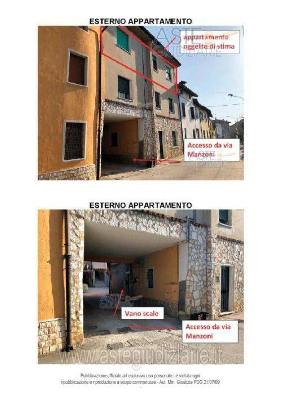 Quadrilocale In Vendita In Via Alessandro Manzoni 38 Prevalle