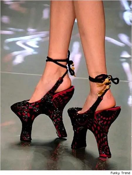 footweardesigns10 - Diseños extraños de zapatos