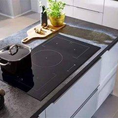 Electric Kitchen Stove Remodeling A On Budget 世界顶级厨电品牌 豪宅里那些叫不出名字的逆天设备 界面新闻 其电器重要的特点是省略把手后 电器和橱柜处于同一水平面上 显得干练 整洁 既不会突出于橱柜表面给人一种压迫感 让人更注重电器而不注重橱柜 也不会表达过于
