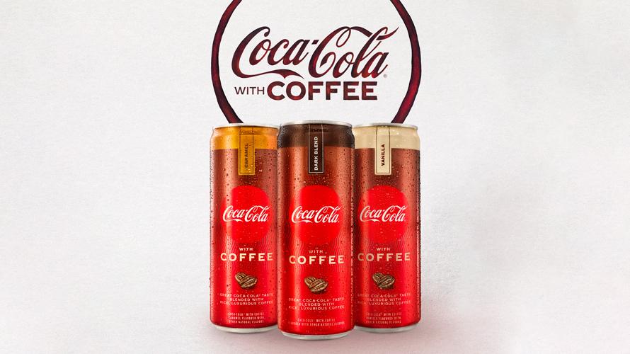 """可口可樂版的""""咖啡可樂""""即將亮相,咖啡因加倍卡路里減半 界面新聞 · 生活"""
