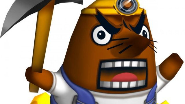 Animal Crossing, Mr. Resetti, reset, creepy