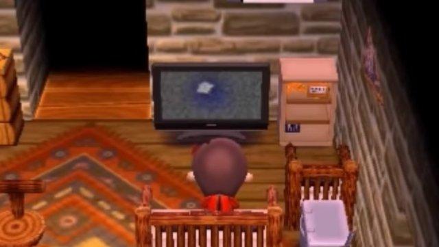 animal crossing, creepy, ufo, tv, broadcast