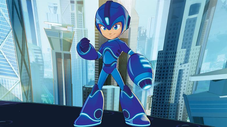 Cartoon Network Picks Up New Mega Man TV Show