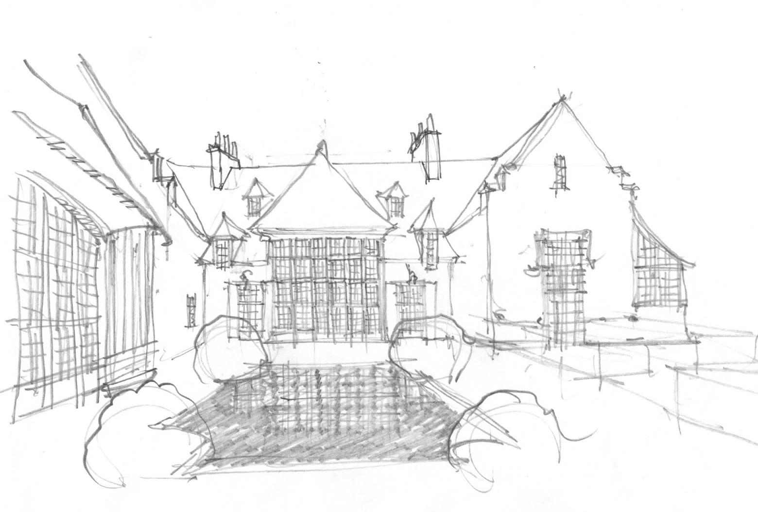 Drawing To A Conclusion The Art Of Architecture Part 1