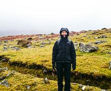 Corrán tuathail, also spelt carrantuohill and in various other ways, is a mountain located in county kerry, ireland, and is the highest peak in ireland. Carrauntoohil Heavenly Gates Zigzag Loop Hiking Route Outdooractive Com
