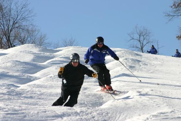 Ski Mountain Cannon Patrol