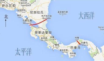 葛洲壩集團參建尼加拉瓜運河項目 建成后將超巴拿馬運河_前瞻財經 - 前瞻網