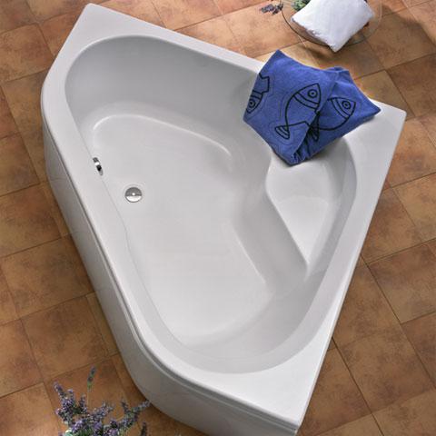 Ottofond Ancona Eck Badewanne ohne Wannentrger  924001  Reuter Onlineshop