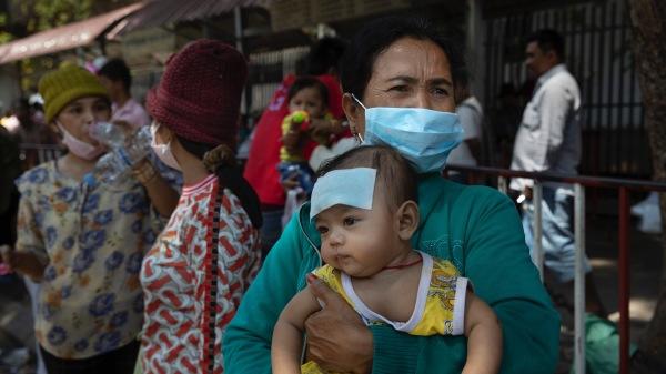 洪森媚共 柬埔寨疫情大爆發?網爆大量民眾死於武漢肺炎