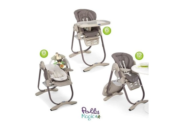 Chico High Chair