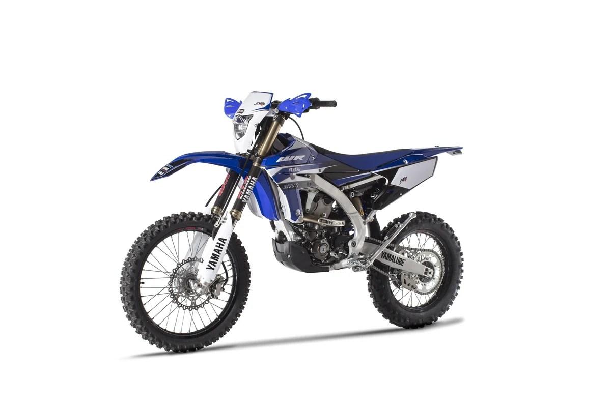 Yamaha Wr 450 F Enduro Gp Prezzo E Scheda Tecnica