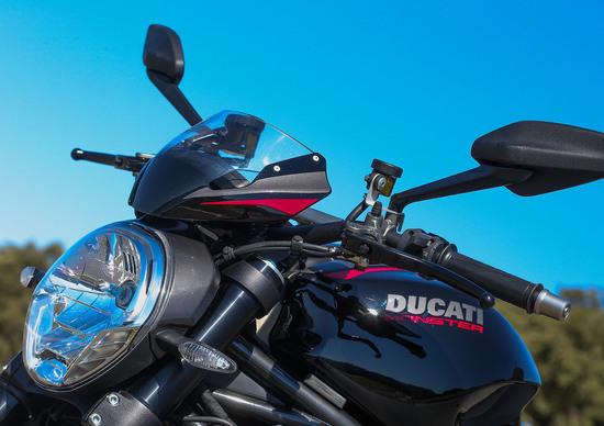 Ducati Monster, a new model very soon