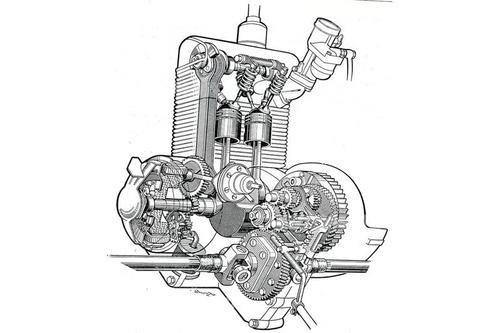 I motori auto raffreddati ad aria (V parte). Dalla Prinz