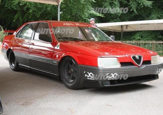 Alfa Romeo 164 Procar 30 V10 un missile da oltre 350 allora  News  Automotoit