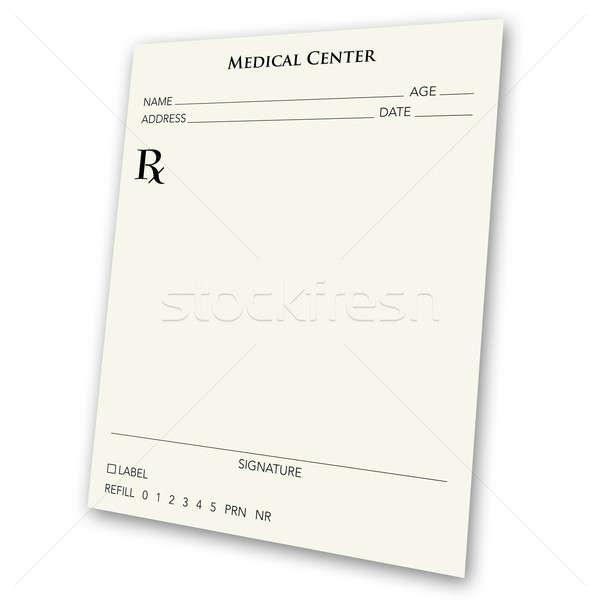 prescription Stock Photos, Stock Images and Vectors
