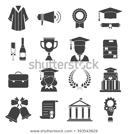 Graduation kids Stock Photos, Stock Images and Vectors