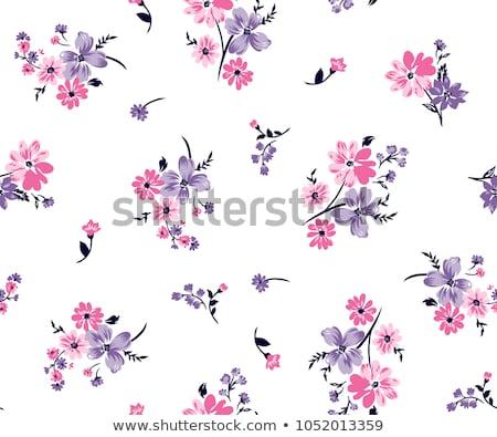 無縫 · 花朵圖案 · 設計 · 花 · 紙 · 家 - 插圖 © Sau Kit Lai (creative_stock) (#2353768) | Stockfresh