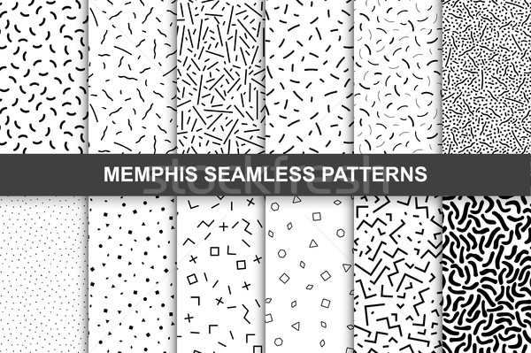 collection of swathces memphis