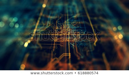 Circuit Board Royalty Free Stock Photo Image 16680085