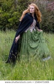 beautiful attractive female long