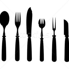 Cool Kitchen Knives Back Splash Ideas 刀具 圖像 老 復古 背景 廚房 插圖 C Markus Gann Magann 增加至燈箱 下載廣告圖樣