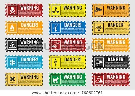 警告標誌 · 黃色 · 白 · 安全 · 危險 · 警告 - 商業照片 © Marcus Scott-Parkin (mscottparkin) (#1945192) | Stockfresh