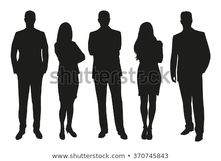 People outline Stock Photos, Stock Images and Vectors
