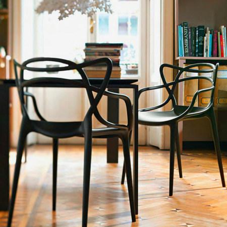 蔓藤蔓椅 咖啡廳椅 休閑吧椅 塑料花園設計師 現代美式戶外 餐椅_烏托家