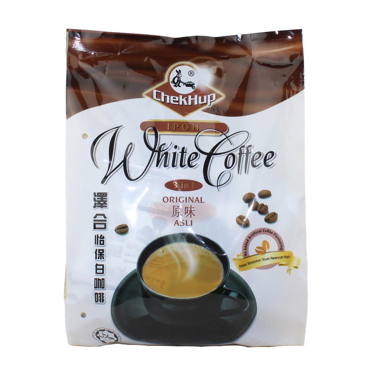 咖啡原味超滑速溶澤合怡保白 進口馬來西亞_速溶咖啡 咖啡豆 粉_一號門