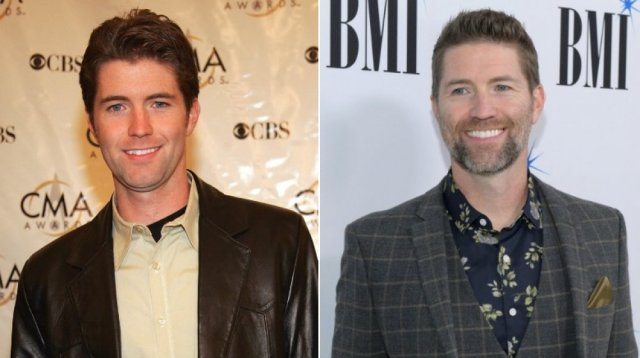 star country Josh Turner then and now