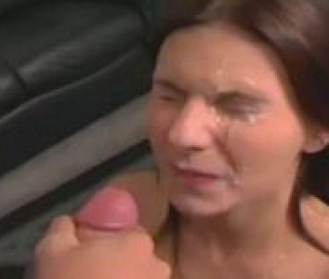 Fairly Big Facial Compilation