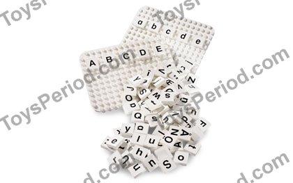 LEGO 9530 Letters Set Image 1