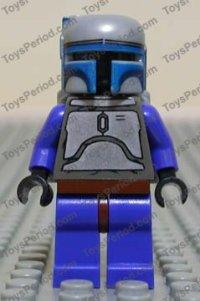 LEGO Jango Fett Minifig